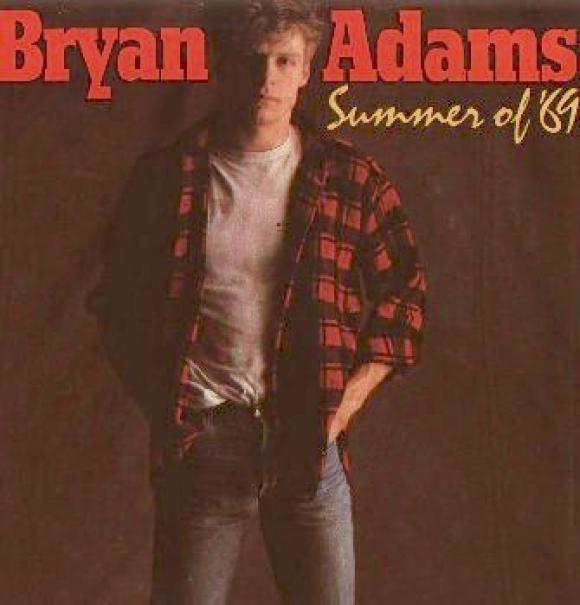 "Bryan Adams: ""Back in the summer of '69"""