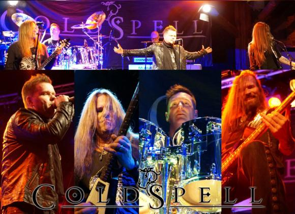 Coldspell, Design, (live report, Crow Club)