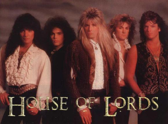 House Of Lords: Wanna Be Loved, 14.2.89