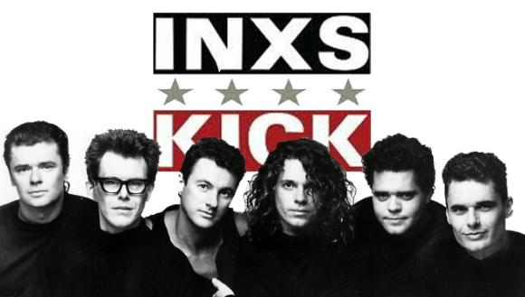 "INXS: ""The Kick Tour"", στάση 28.3.88."