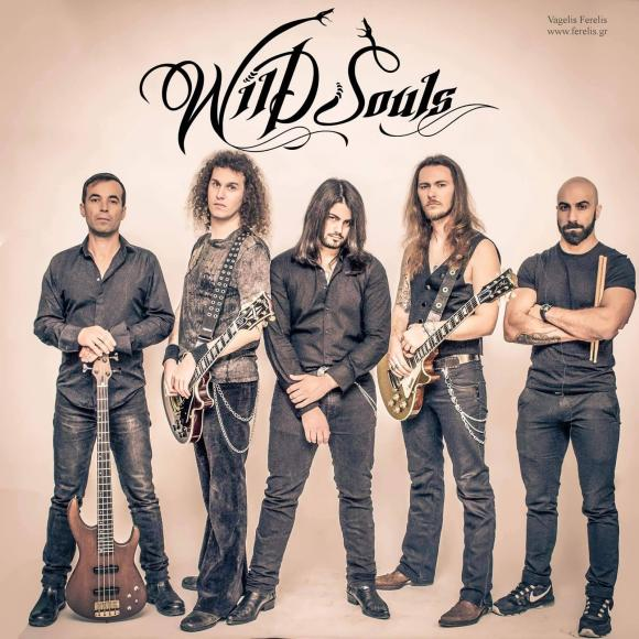 Wild Souls: Hard Rock ενέργεια...