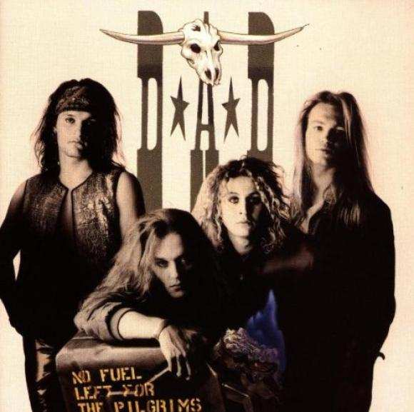 D.A.D.: Sleeping My Day Away, φθινόπωρο '89