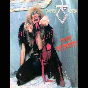 "Twisted Sister: ""Stay Hungry, with desire"""