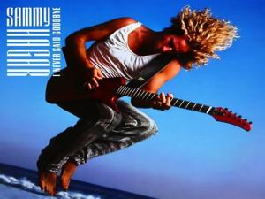 "Sammy Hagar: ""I Never Said Goodbye"""