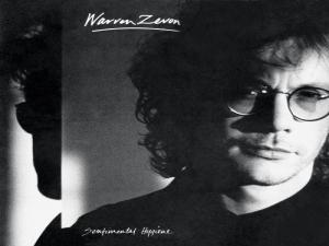 Warren Zevon: Sentimental Hygiene, δια βίου
