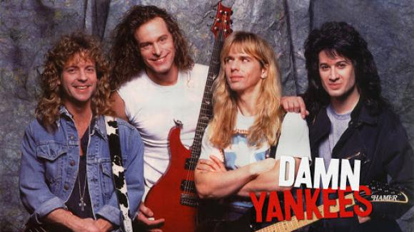 Damn Yankees: Οι τελευταίοι Rock Action Heroes